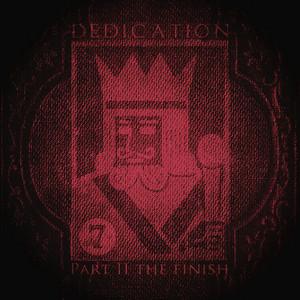 Dedication: The Finish