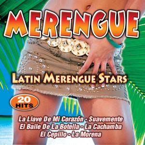 El Tiburón, Merengue cover art