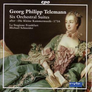 Overture (Suite) in B-Flat Major, TWV 55:B2: Aria IV: Sarabande by Georg Philipp Telemann, La Stagione Frankfurt, Michael Schneider