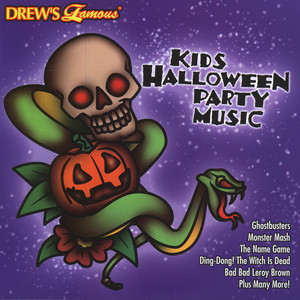 Drew's Famous Kids Halloween Party Music album