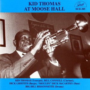 Kid Thomas at Moose Hall 1967 album