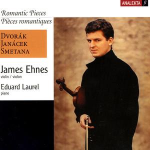 Romantic Pieces, Op.75, for Violin and Piano - Allegro moderato (Dvorák) by James Ehnes