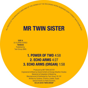 Power of Two / Echo Arms