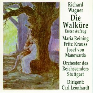 Wess` Herd dies auch sei (Die Walküre) cover art