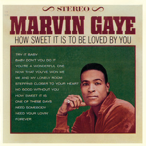 Marvin Gaye – You're A Wonderful One (Acapella)