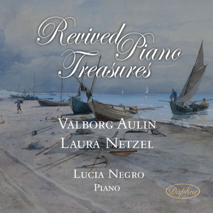 7 Piano Pieces, Op. 8: No. 1, Romanza in A Major. Andante