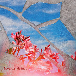 love is dying.