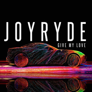 GIVE MY LOVE cover art