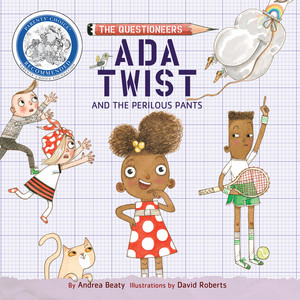 Ada Twist and the Perilous Pants - The Questioneers 2 (Unabridged) Audiobook