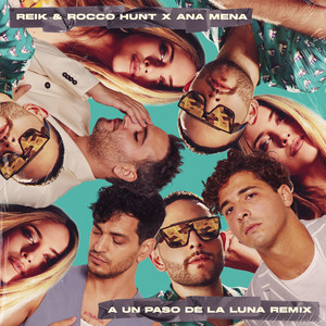 A Un Paso De La Luna - Remix cover art