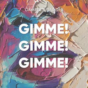 Gimme! Gimme! Gimme! cover art