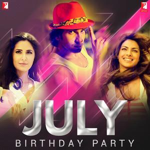 July Birthday Party