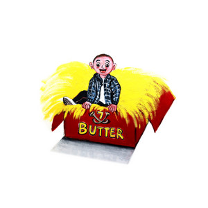 Butter cover art