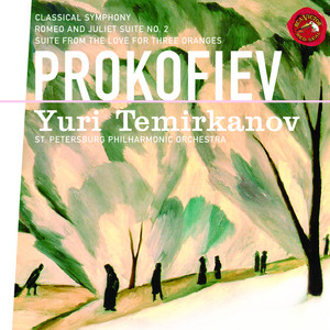 Prokofiev: Symphony No. 1 by Sergei Prokofiev, Yuri Temirkanov