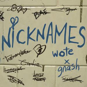 Nicknames cover art