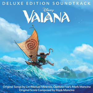 Vaiana (English Version/Original Motion Picture Soundtrack/Deluxe Edition) album