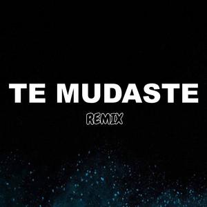 Te Mudaste (Remix)