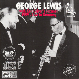 Live in Germany 1959 album
