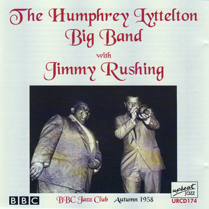 The Humphrey Lyttelton Big Band with Jimmy Rushing album