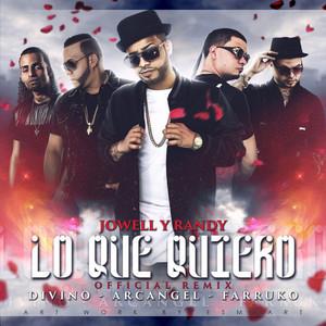 Lo Que Quiero (Remix) [feat. Arcangel, Farruko & Divino]