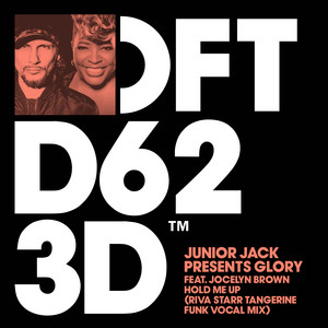 Junior jack, Glory Feat. Jocelyn Brown - Hold Me Up
