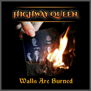 Walls Are Burned