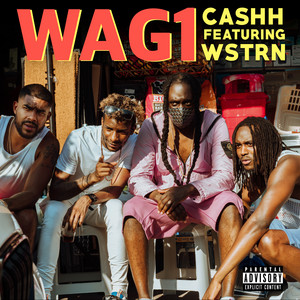 Wag1 cover art