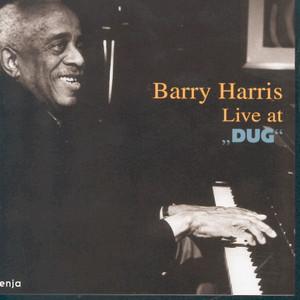 "Barry Harris Live at ""Dug"" album"
