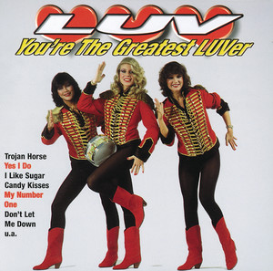 You're The Greatest Lover by Luv'