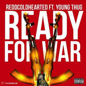 Ready 4 War - Original cover art