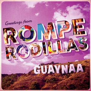 Rompe Rodillas cover art
