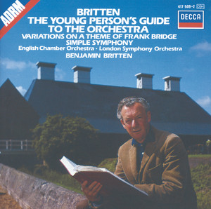 Simple Symphony, Op.4: 4. Frolicsome Finale by Benjamin Britten, English Chamber Orchestra