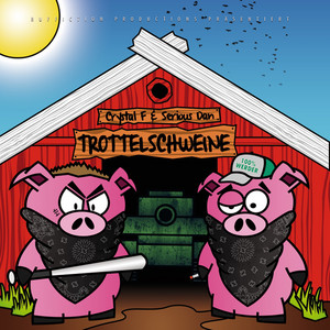 Trottelschweine