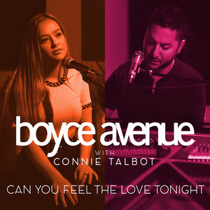 Can You Feel the Love Tonight by Boyce Avenue, Connie Talbot