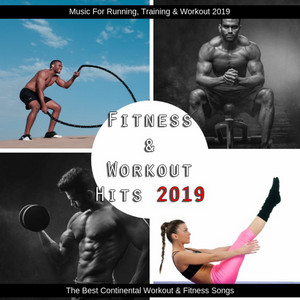 My Friend Is a Rockstar - Music for Running, Training & Workout 2019 cover art