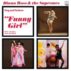 """Diana Ross & The Supremes Sing And Perform """"Funny Girl"""" album"""