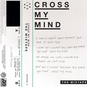 Cross My Mind, Pt. 2 cover art