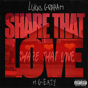Share That Love cover art
