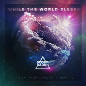 While the World Sleeps cover art