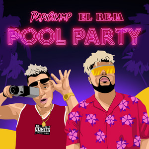 Pool Party cover art