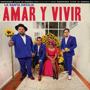 Amar Y Vivir (En Vivo Desde La Ciudad De México, 2017) album