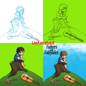 Unfinished Fathers and Fairytales album