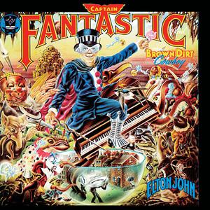 Elton John – Lucy in the Sky With Diamonds (Studio Acapella)