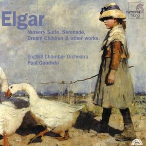 Sospiri, Opus 70 by Edward Elgar, Paul Goodwin, Osian Ellis, English Chamber Orchestra