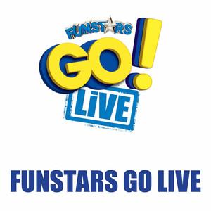 Funstars Go Live cover art