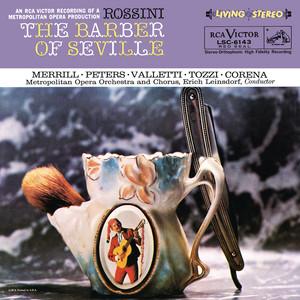 Il barbiere di Siviglia: Largo al factotum - Remastered by Gioachino Rossini, Erich Leinsdorf