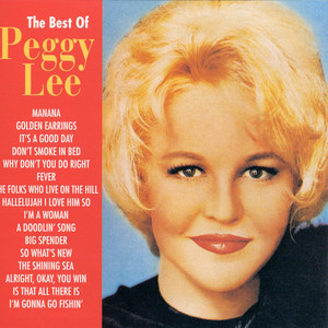 Don't Smoke In Bed by Peggy Lee