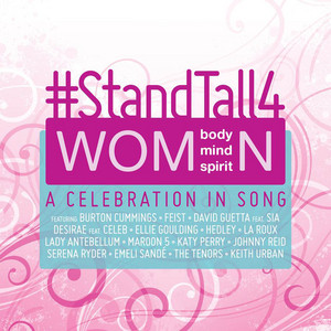 #StandTall4Women - A Celebration In Song