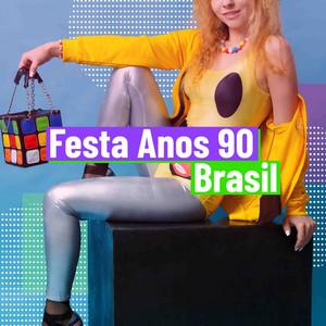 Festa Anos 90 Brasil