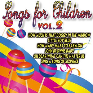 Songs For Children Vol.2 album